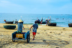 Barco y mar foto de archivo libre de regalías