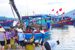Barco y mar fotografía de archivo libre de regalías