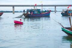 Barco y mar fotografía de archivo