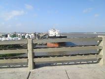 Barcoboot stock foto