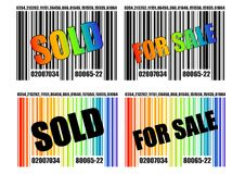 Barcode_01 Photographie stock