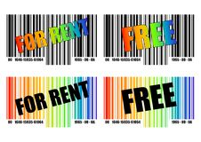 Barcode_02 Images stock