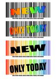 Barcode_03 Image stock