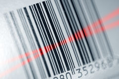 Free Barcode Stock Photography - 10541162
