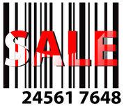Barcode Royalty Free Stock Image