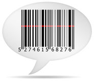 Barcode Royalty Free Stock Photos