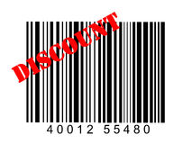Barcode Royaltyfria Foton