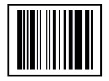 Barcode 3. An image of a simple barcode, it could represent retail concepts, and it could represent the technology involved with data concepts vector illustration