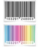Barcode Arkivbild