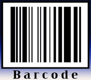 Barcode 5. An image of a simple barcode, it could represent retail concepts, and it could represent the technology involved with data concepts royalty free illustration