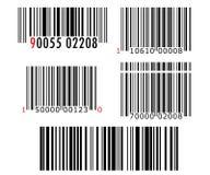 barcode Стоковое Изображение RF