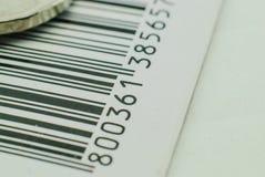 Barcode Zdjęcie Royalty Free