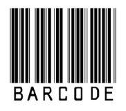 Barcode Lizenzfreie Stockfotos