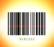 Barcode Zdjęcia Royalty Free
