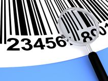 Free Barcode Stock Image - 7895621