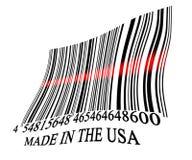 Barcode Stock Photo