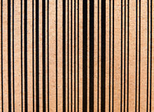Barcode background Royalty Free Stock Photo