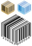 Barcode Box stock illustration