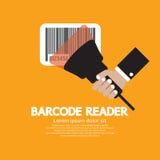 Barcode czytelnik Zdjęcia Royalty Free