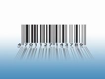 Barcode illustration Stock Photo