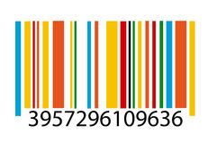 Barcode image Royalty Free Stock Images
