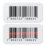 barcode majchery ilustracji