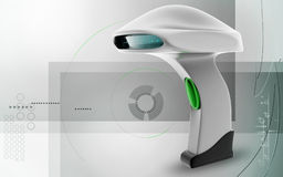 Barcode Scanner Stock Photography