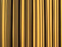 barcode spaghetti obraz stock
