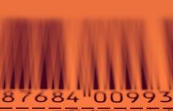 Barcode stripes Stock Photo