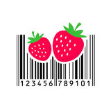 Barcode. Vector illustration. Bar code. Vector illustration. Eps 10. barcode Stock Photography