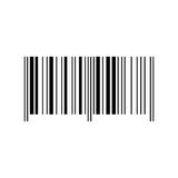 Barcode Vector Illustration Royalty Free Stock Photos