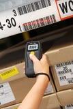 Barcodescanner Lizenzfreie Stockbilder