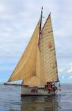 Barcolana赛船会在的里雅斯特 免版税库存图片