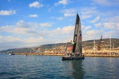 Barcolana regatta, 2012 Stock Images