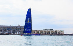 Barcolana regatta in Trieste Royalty Free Stock Photography