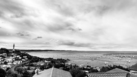 Barcolana regatta of Trieste Stock Images
