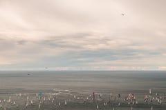 Barcolana regatta of Trieste Stock Photos