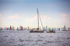 46 Barcolana regatta Royalty Free Stock Image