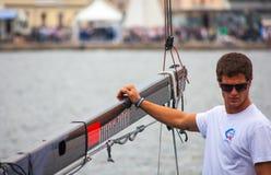 46 Barcolana 2014, Trieste Zdjęcie Stock