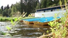 Barcos almacen de video