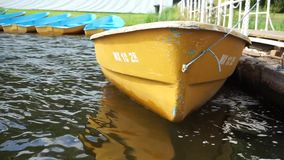 Barcos almacen de metraje de vídeo