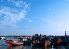Barcos Foto de archivo libre de regalías