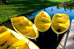 Barcos Fotografia de Stock Royalty Free