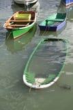 Barcos fotografia de stock