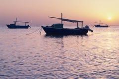 Barcos Fotos de Stock Royalty Free