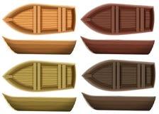 Barcos ilustração royalty free