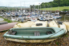 Barcos imagens de stock