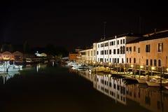 Barcos amarrados Foto de Stock Royalty Free