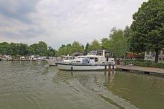 Barcos costosos Imagen de archivo