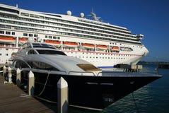 Barcos de Key West fotos de stock royalty free